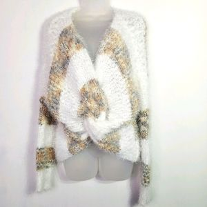 Kiss the Stars pullover furry top